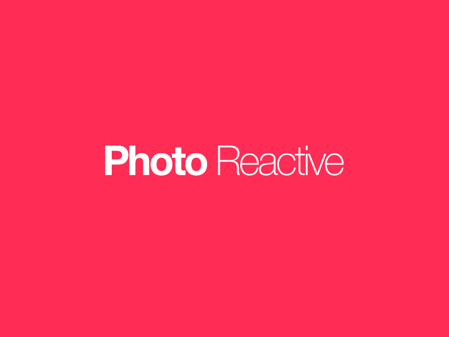 photoreactive packed